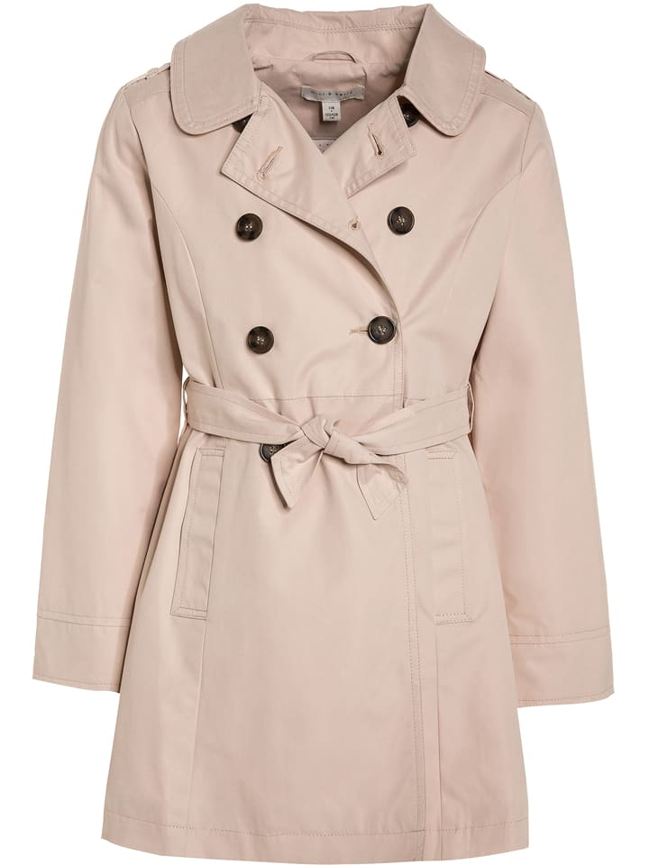Mint   berry - Trench - nude  928db2e299