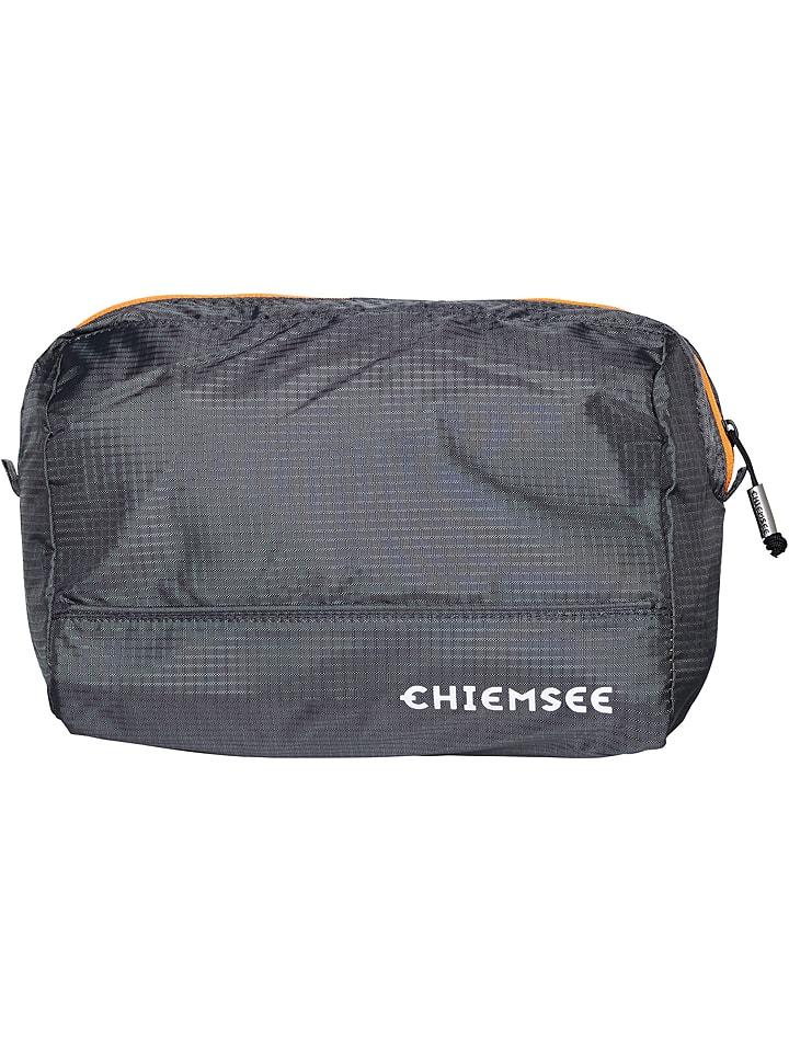 93fefe455bcc3 Chiemsee - Kulturbeutel in Grau - (B)26 x (H)18 x (T)14 cm