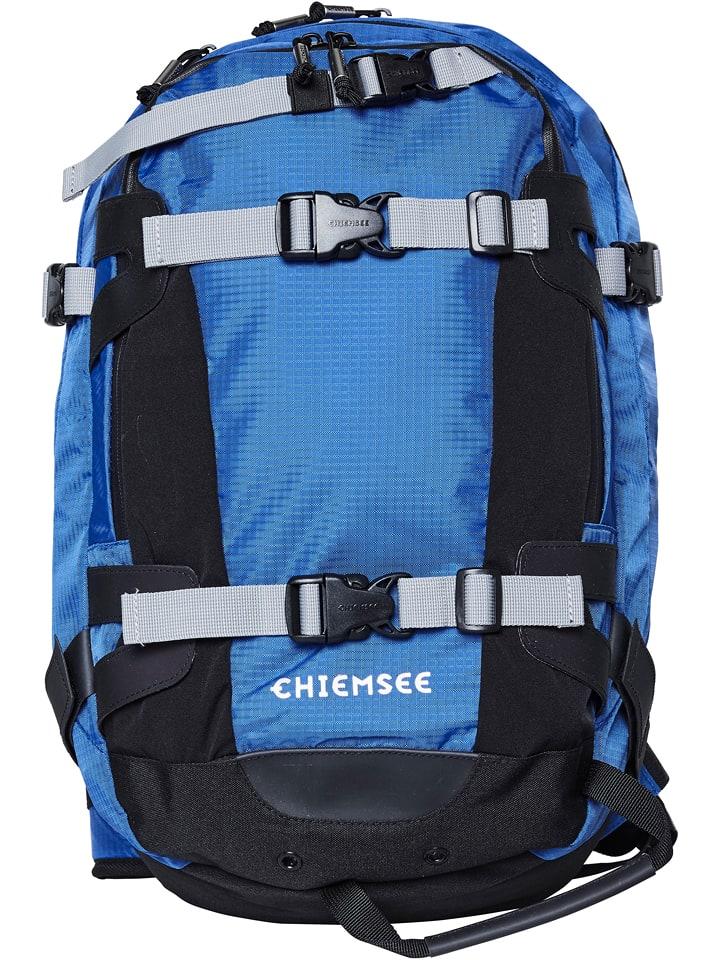 "Chiemsee Rucksack ""Ski"" in Blau - (B)25 x (H)44 x (T)16 cm"