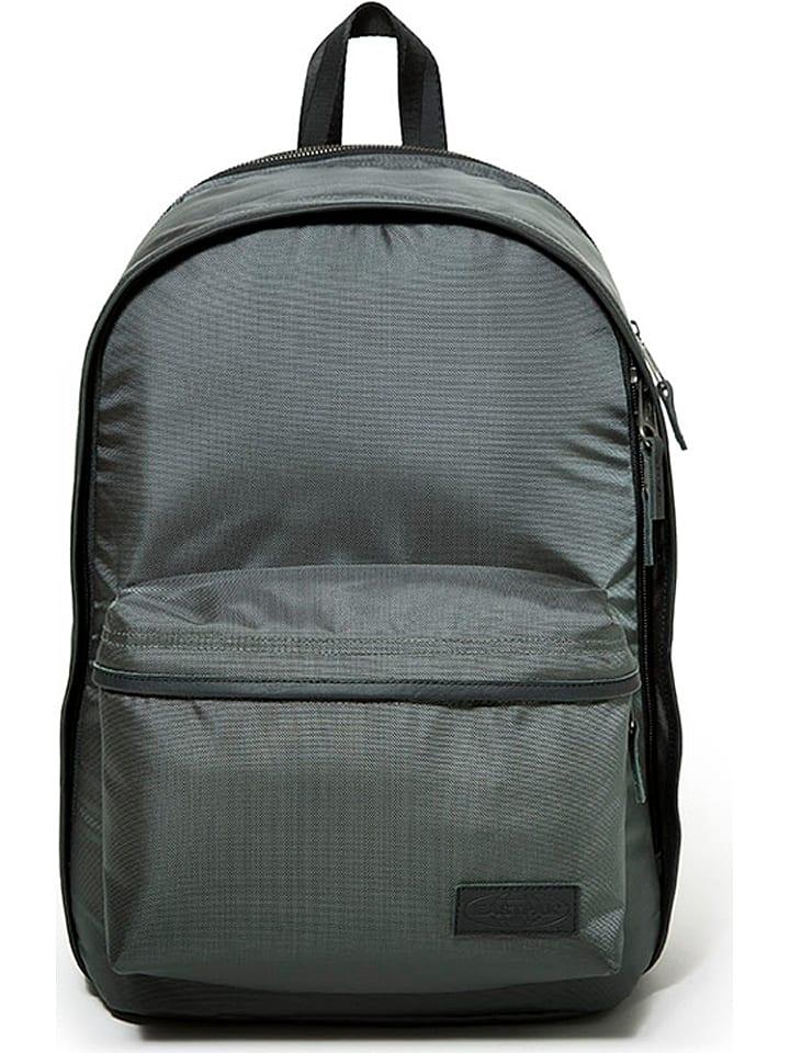 """Eastpak Plecak """"Back to Work"""" w kolorze zielonym - 29,5 x 43 x 25 cm"""