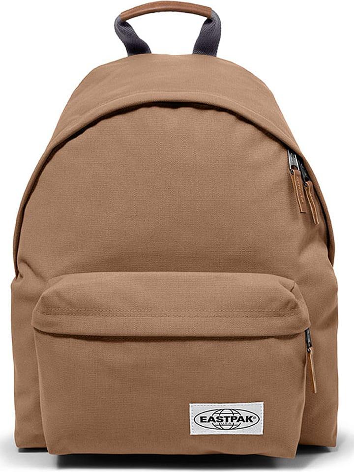 """Eastpak Plecak """"Padded Pak'r"""" w kolorze jasnobrązowym - 30 x 40 x 18 cm"""