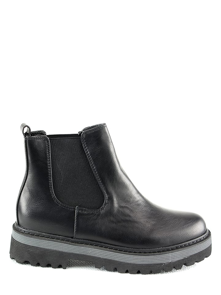 Poti Pati Chelsea-Boots in Schwarz