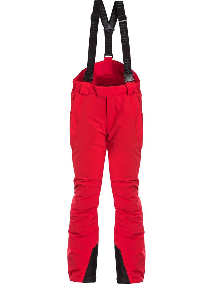 """Hyra Pantalon de ski/snowboard """"La Clusaz"""" - rouge"""
