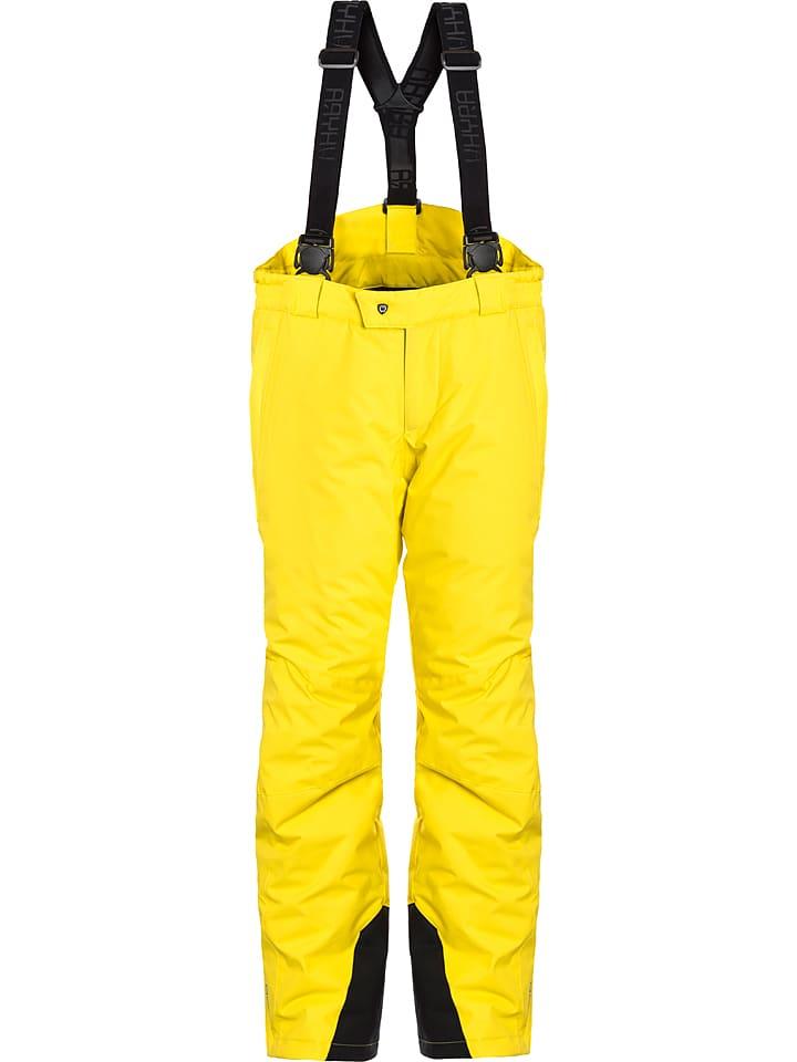 "Hyra Pantalon de ski/snowboard ""Easy Line"" - jaune"