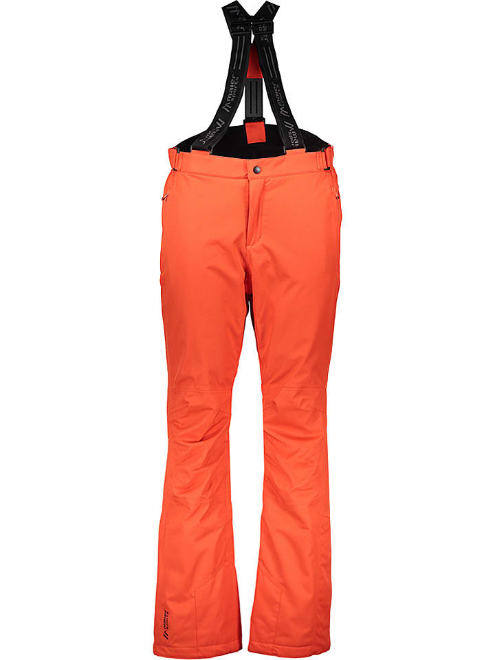 Maier Sports Pantalon de ski/snowboard - orange