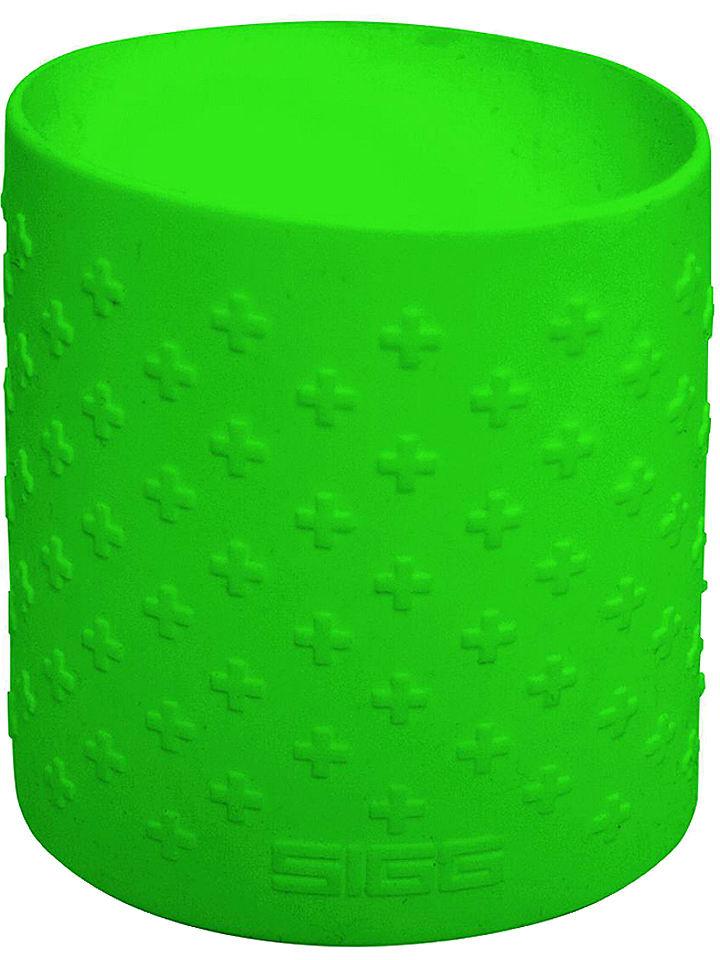 """SIGG Silicone band """"Grip"""" voor SIGG CYD flessen (1 l) groen"""