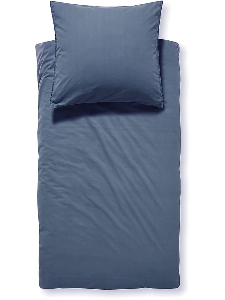 damai bettwasche set beat in blau 59 grosse 135x200 cm bettwaesche