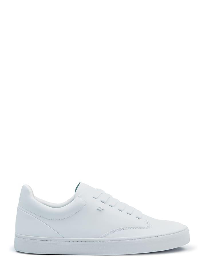 "Boxfresh Leder-Sneakers ""ESB"" in Weiß"