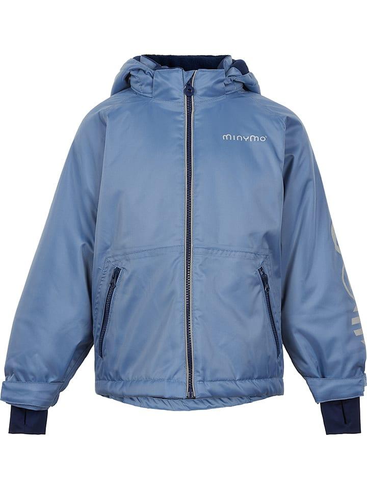 Lichtblauwe Winterjas.Minymo Winterjas Lichtblauw Limango Outlet