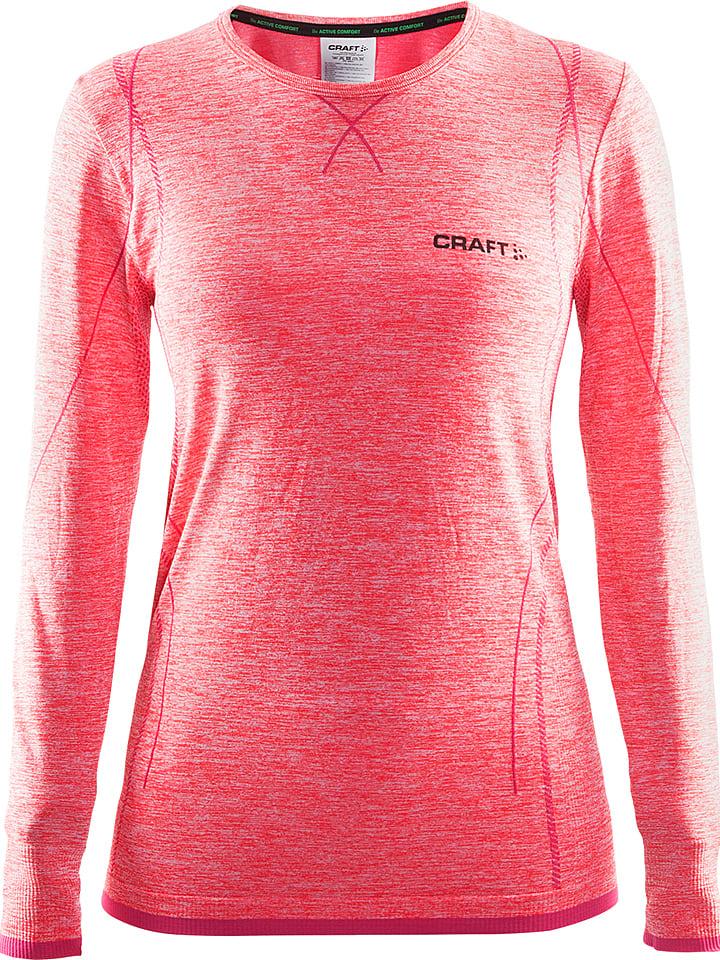 "Craft Funktionsunterhemd ""Active Comfort"" in Pink"