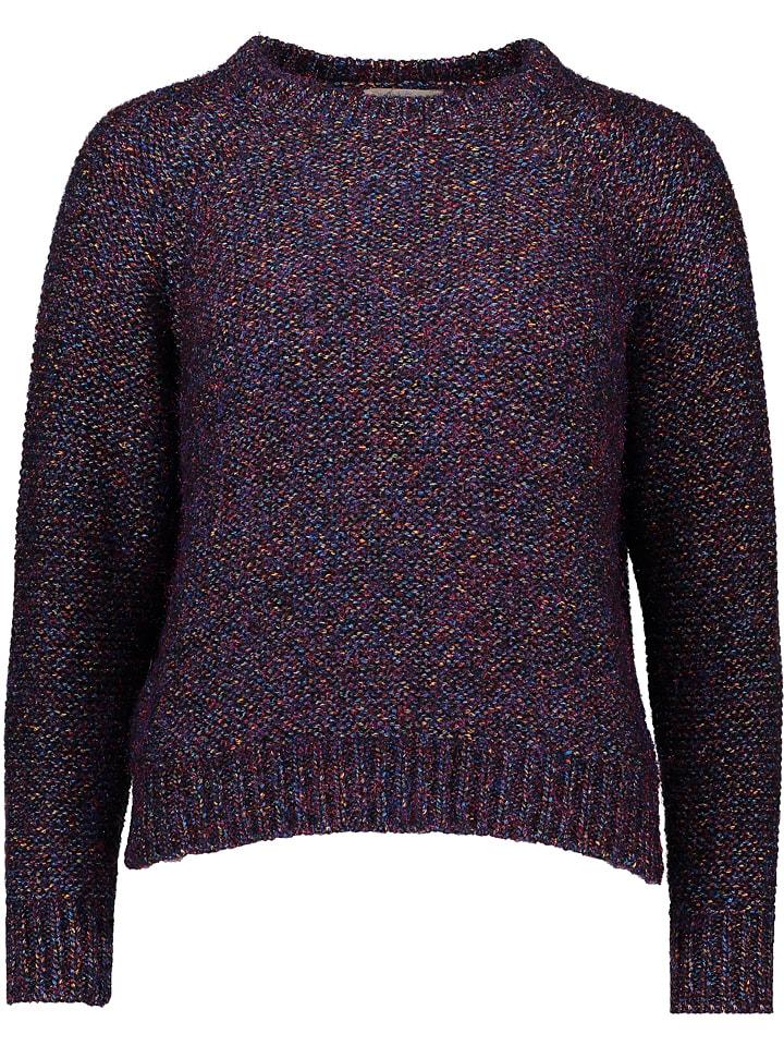 Gottardi Sweter w kolorze fioletowym