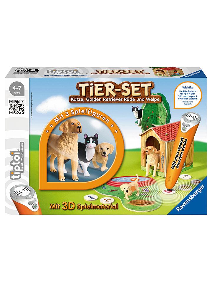Ravensburger Tiptoi-Spielset ´´Golden Retriever´´ - ab 4 Jahren - 55% | Experimentieren spielzeug
