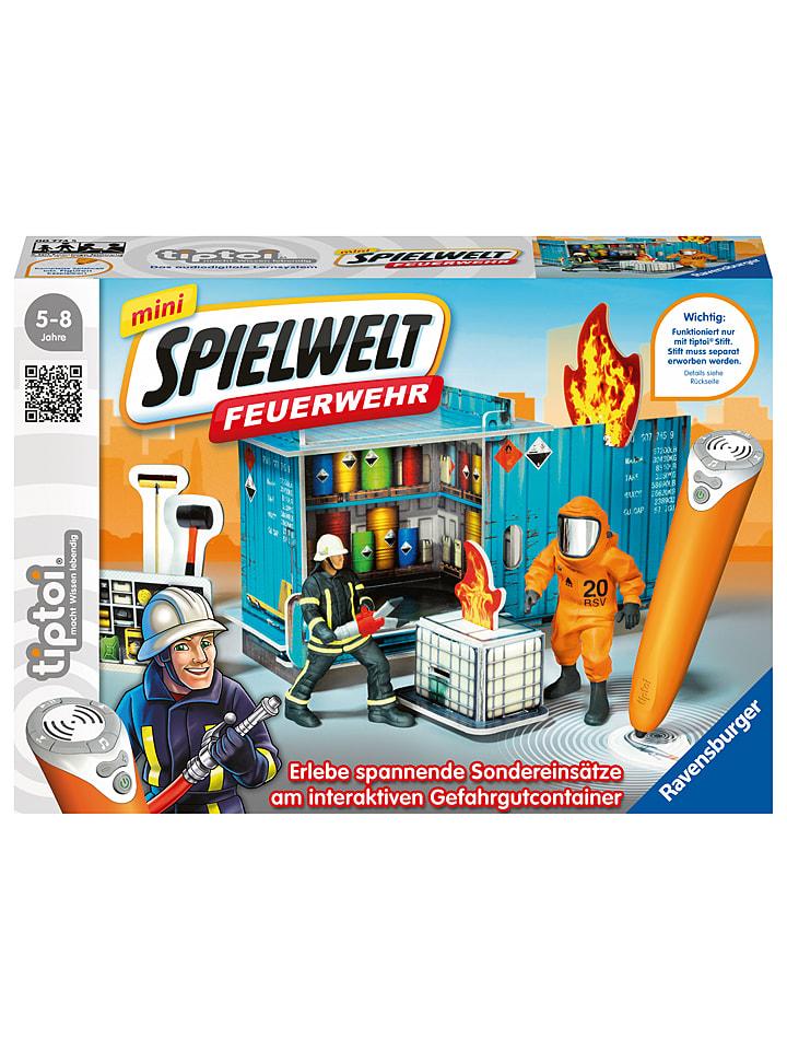 Ravensburger Tiptoi-Spielset ´´Feuerwehr´´ - ab 5 Jahren - 54% | Experimentieren spielzeug