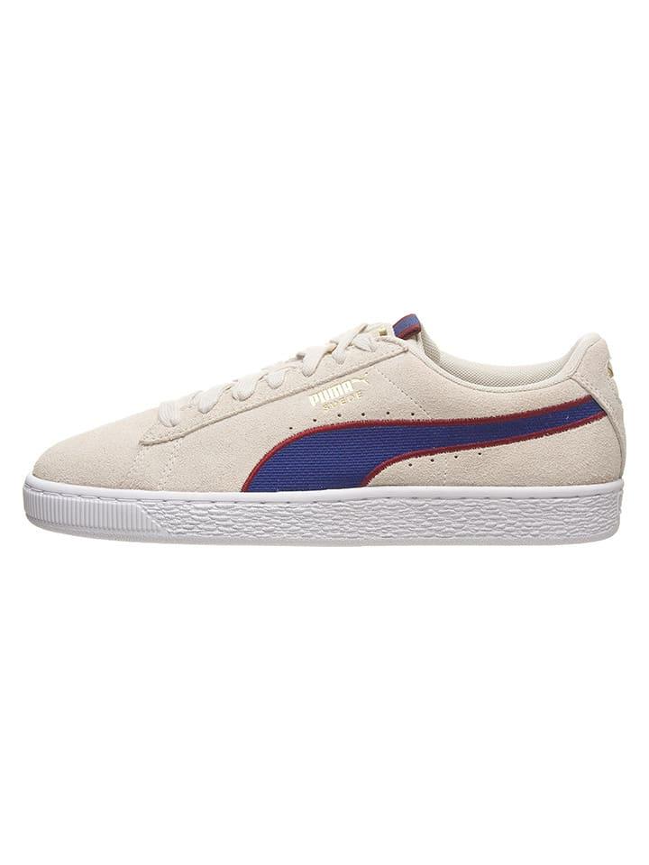 puma leren sneakers