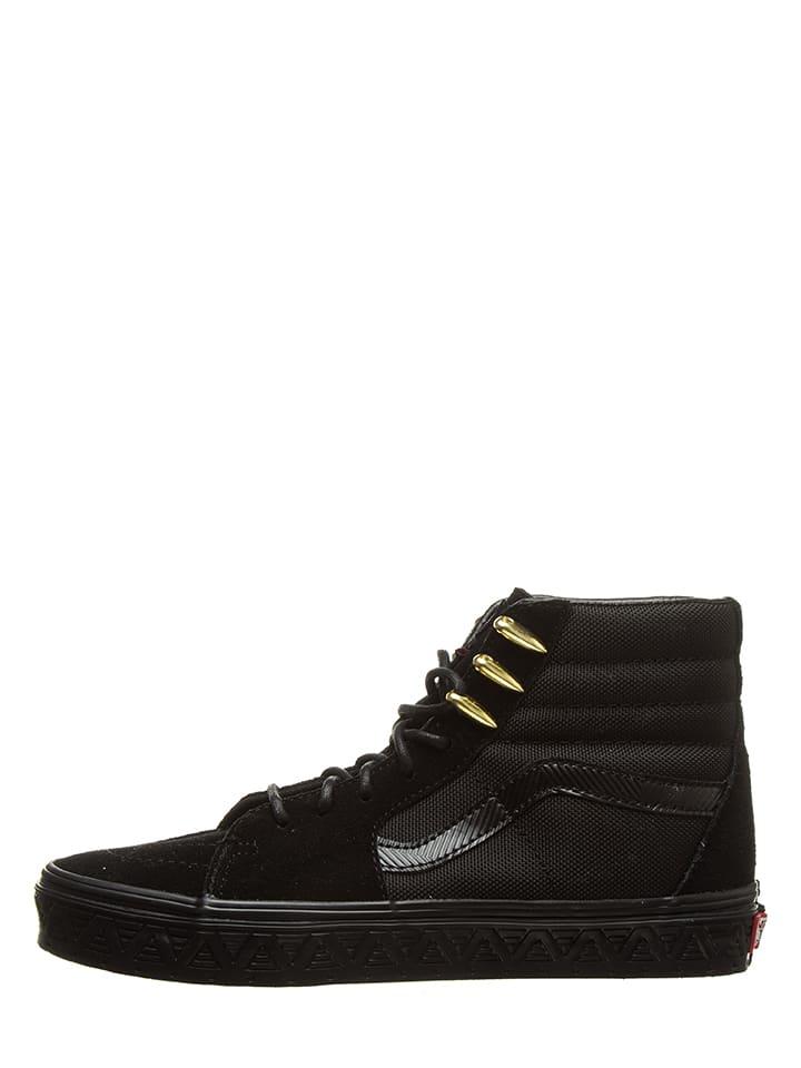 b56e48c2624 Vans - Leren sneakers