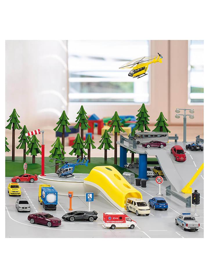 SIKU Spielset Siku-World: Hubschrauber Landeplatz - ab 6 Jahren - 35% | Technikspielzeug