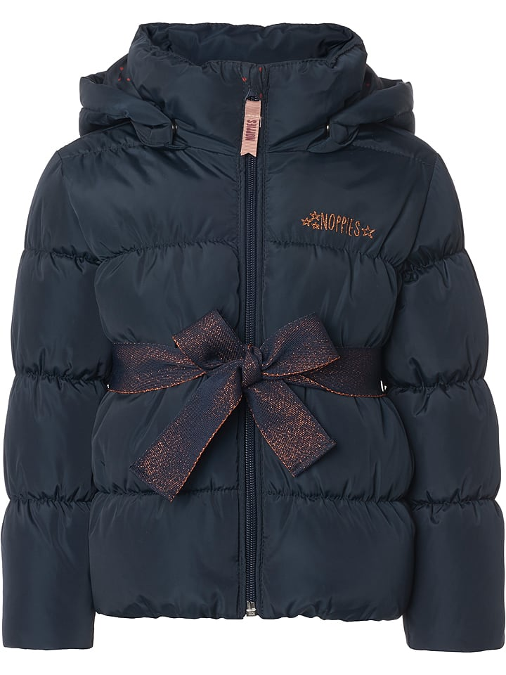 "Noppies Winterjas ""Brawley"" donkerblauw"