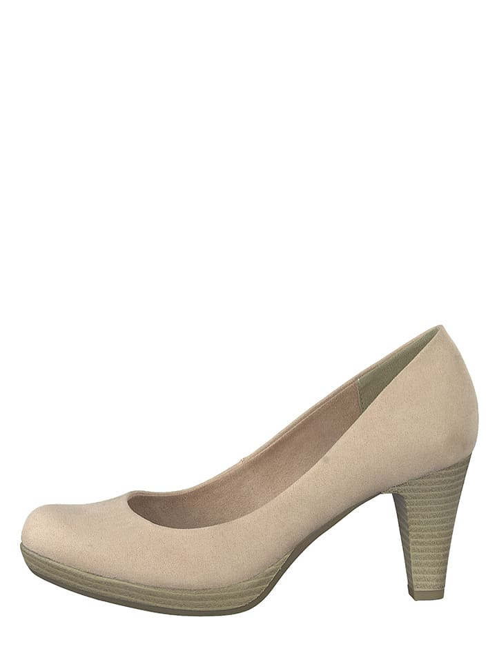 02fd58e71a3d Marco Tozzi - Pumps in Beige   limango Outlet