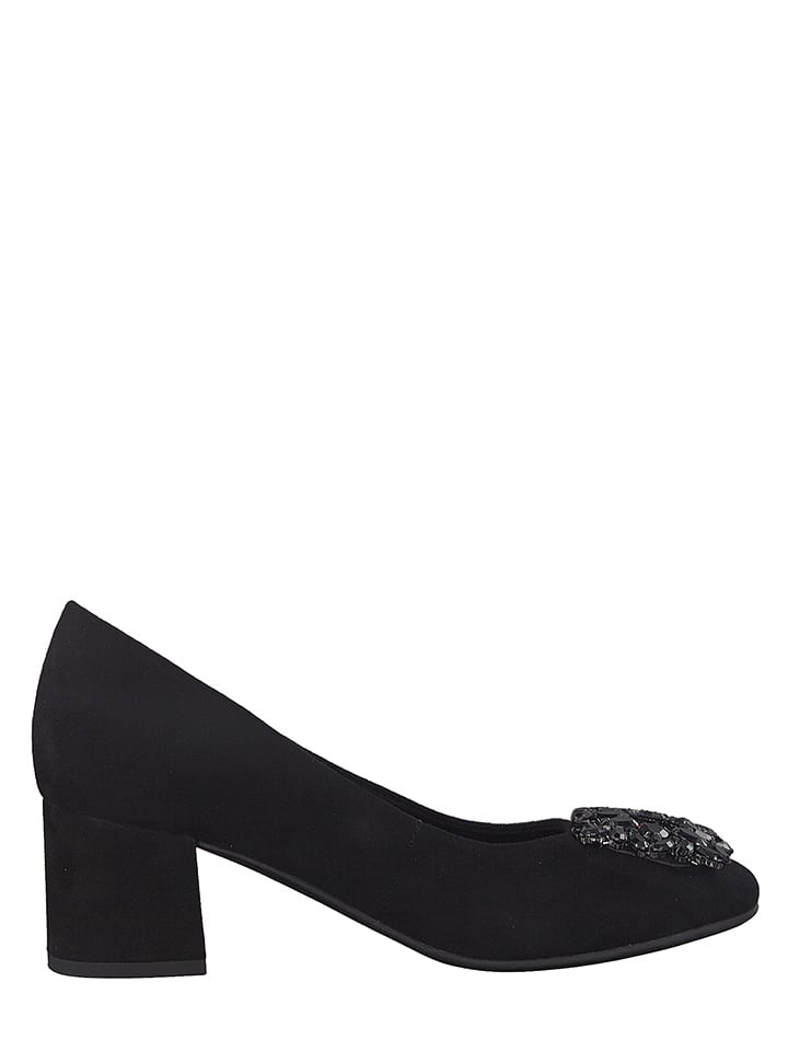 Marco Tozzi - Pumps in Schwarz   limango Outlet 4a5079cec1