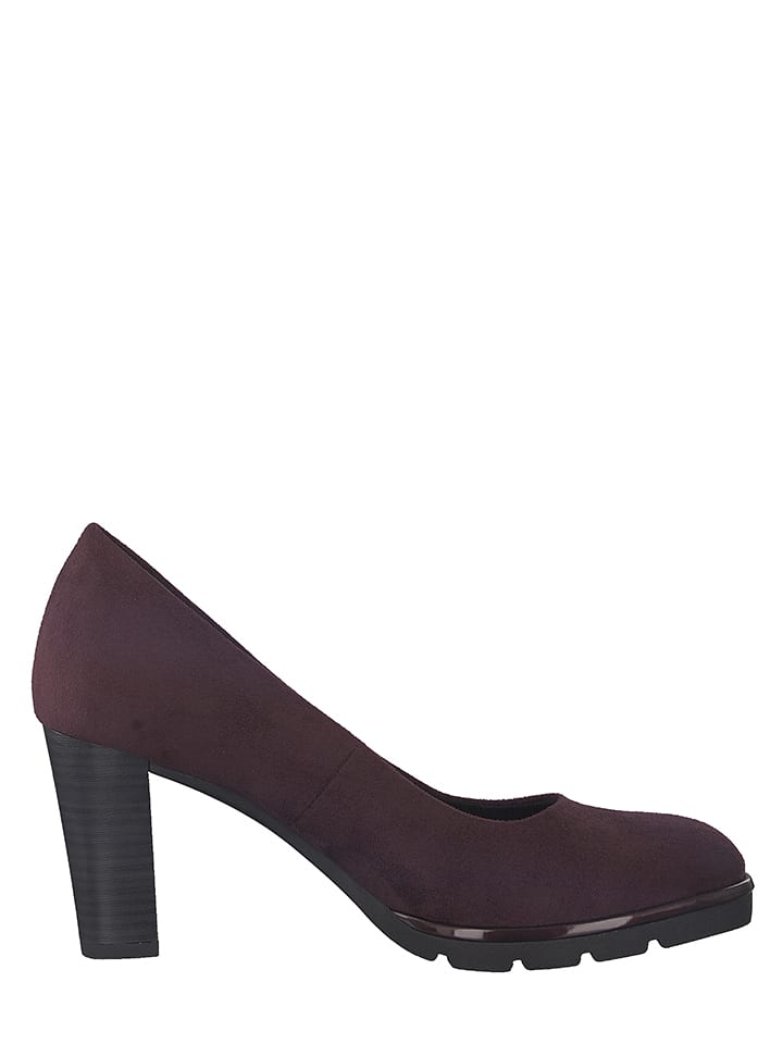 ad2207842035 Marco Tozzi - Pumps in Bordeaux   limango Outlet
