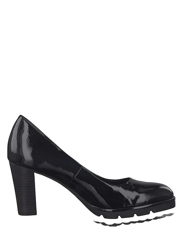Marco Tozzi Pumps in Dunkelblau