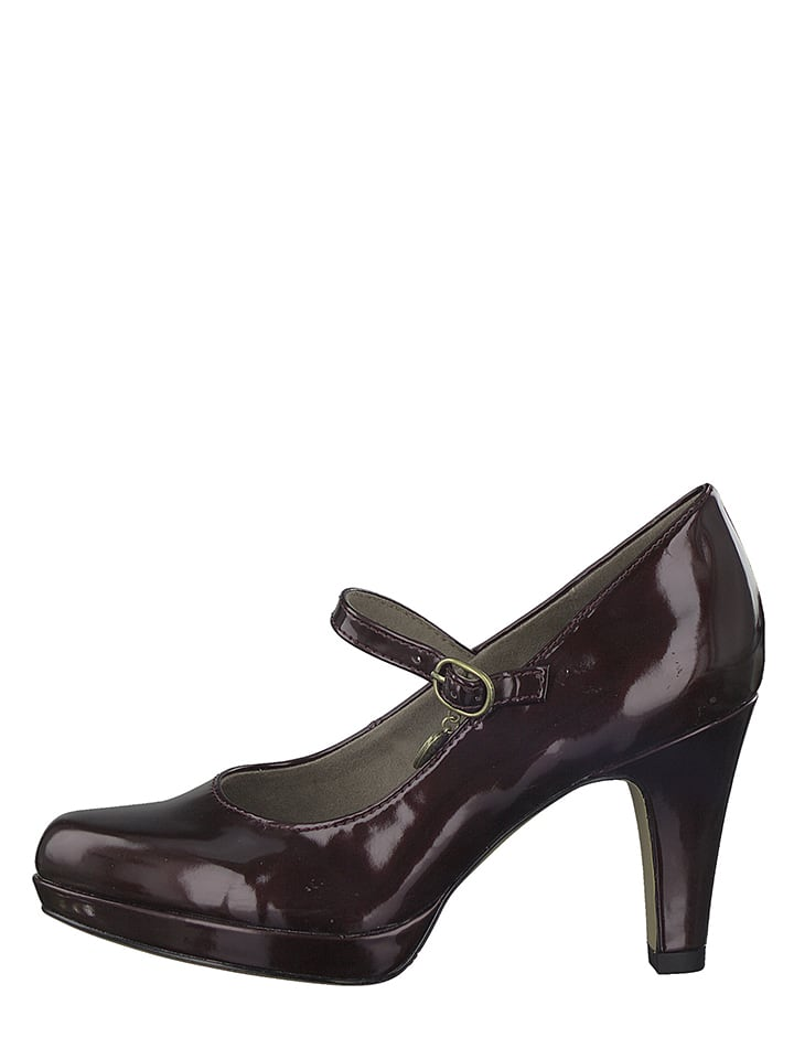 S. Oliver Pumps in Rot