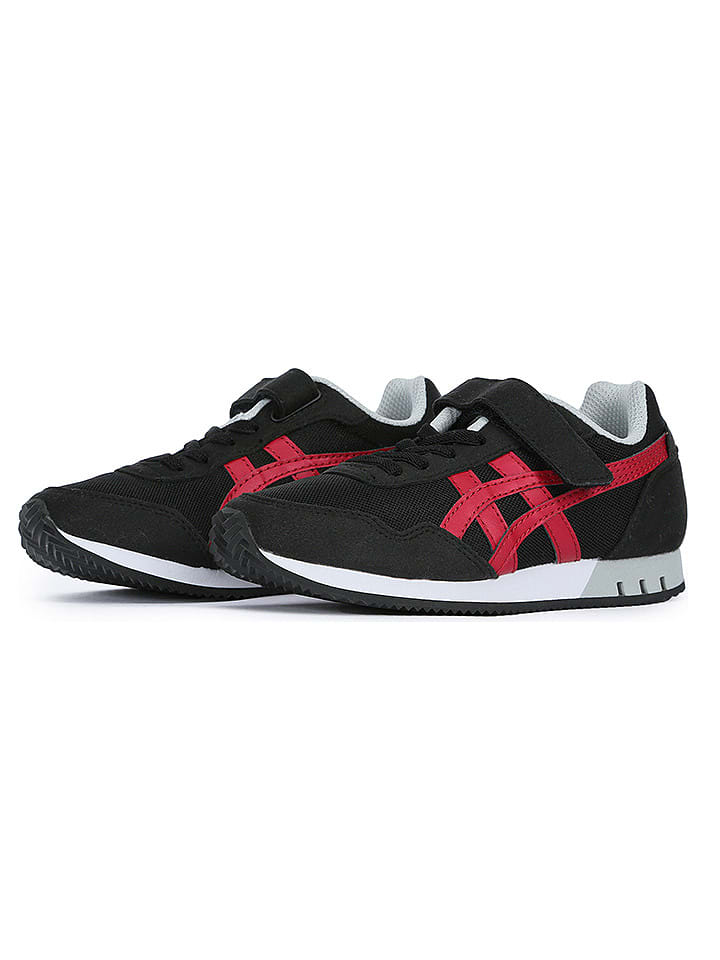 "Asics Sneakers ""Curreo"" zwart"