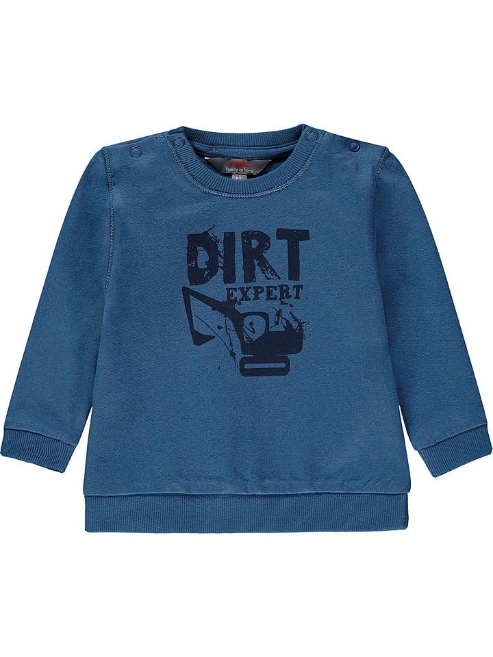 Kanz Sweatshirt blauw