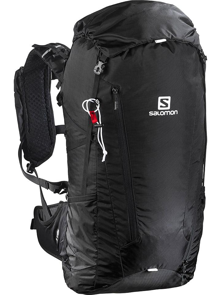 SALOMON Plecak w kolorze czarnym - 27 x 65 x 20 cm