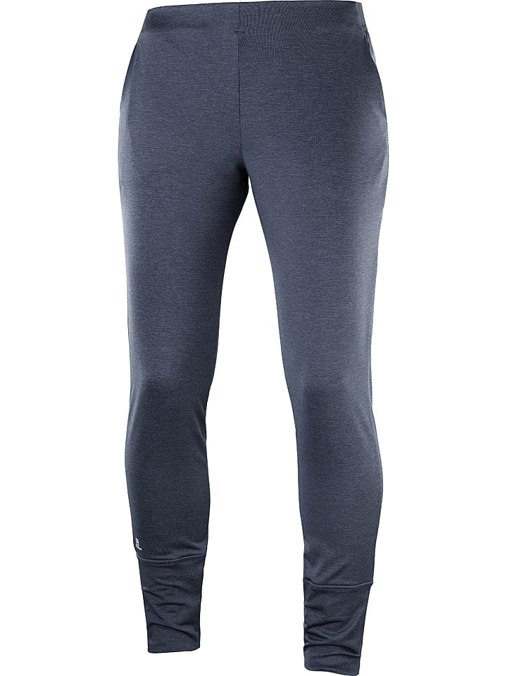 """SALOMON Legging fonctionnel """"Discovery"""" - anthracite"""