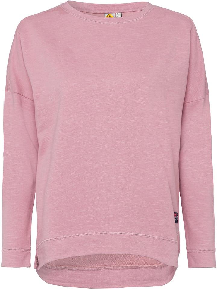 Roadsign Sweatshirt in Rosa