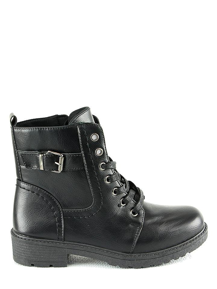 Tout pour toi Boots zwart
