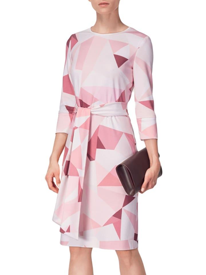 d7245890cc Sukienka w kolorze różowym - Bohoboco - Wyprzedaż w Outlet Limango