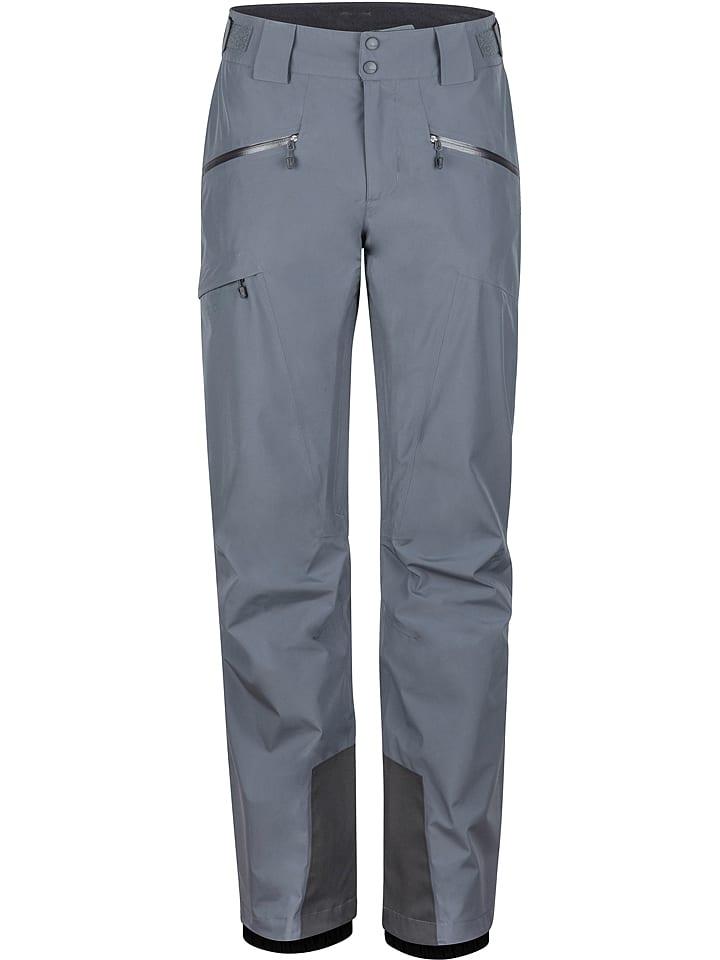 """Marmot Pantalon de ski/snowboard """"Lightray"""" - gris"""