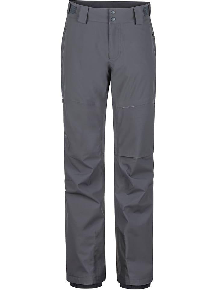 "Marmot Pantalon de ski/snowboard ""Layout Cargo"" - gris foncé"
