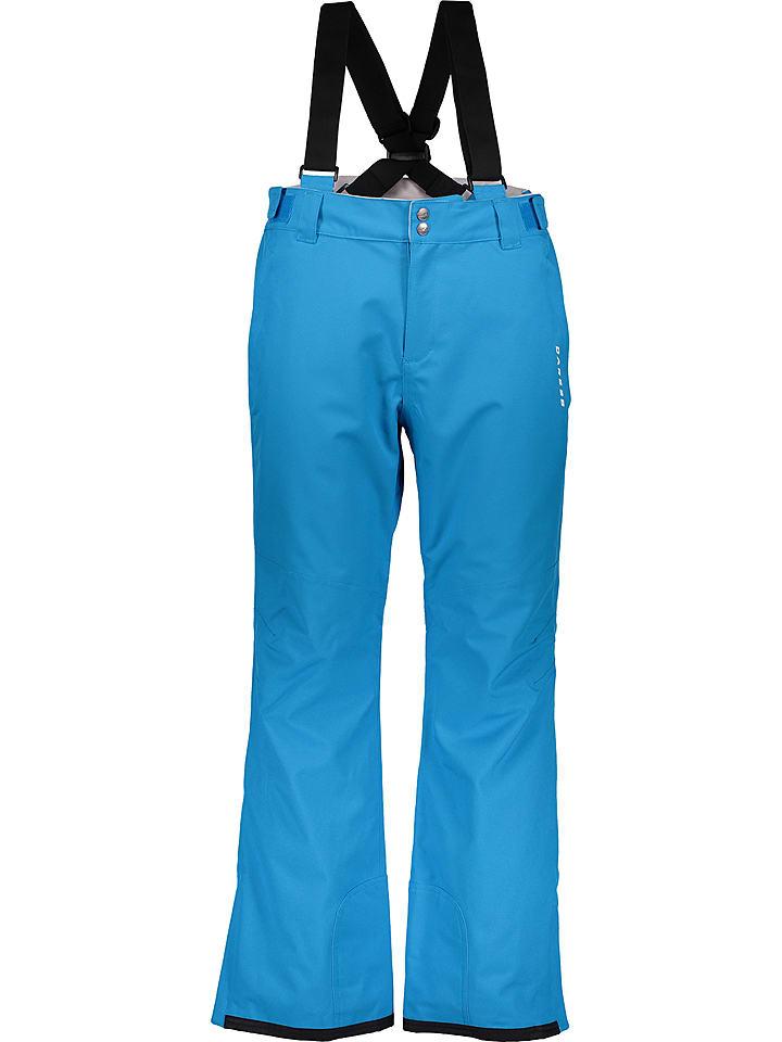 """Dare 2b Spodnie narciarskie """"Certify Pant II"""" w kolorze błękitnym"""
