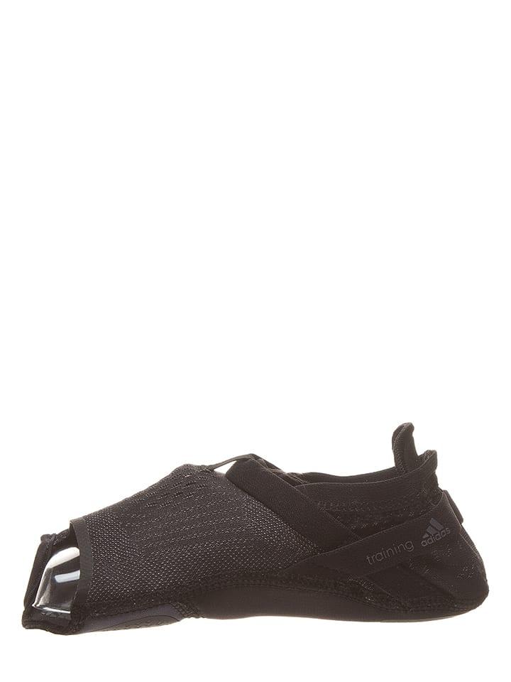 """Adidas Slippersy """"Crazymove Studio"""" w kolorze czarnym"""