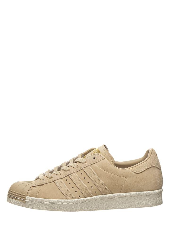 "Adidas Sneakers ""Superstars 80s"" beige"