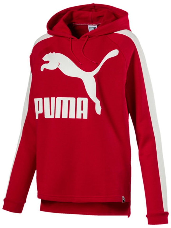 Puma Shoes Sweat-shirt - rouge
