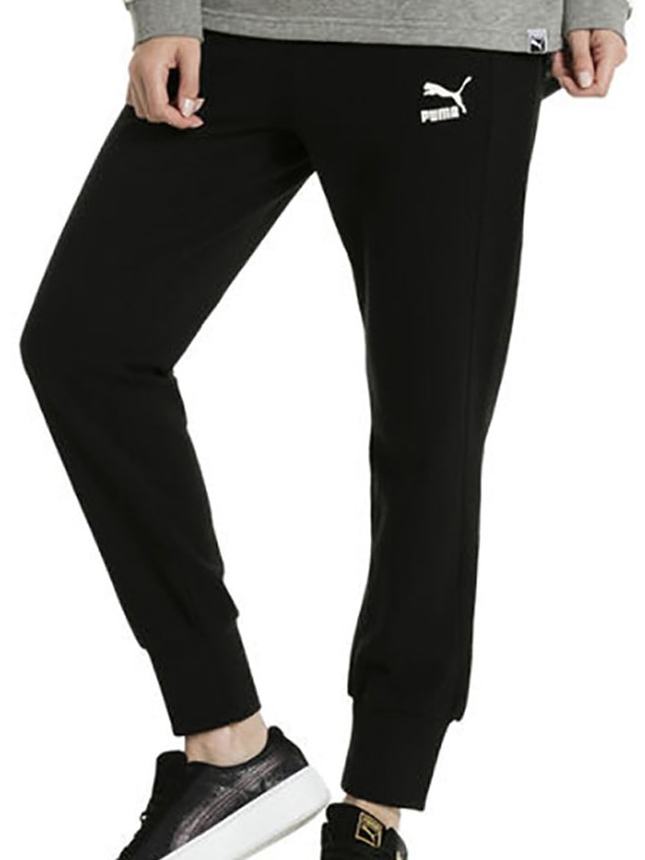 Puma Shoes Sweatbroek zwart