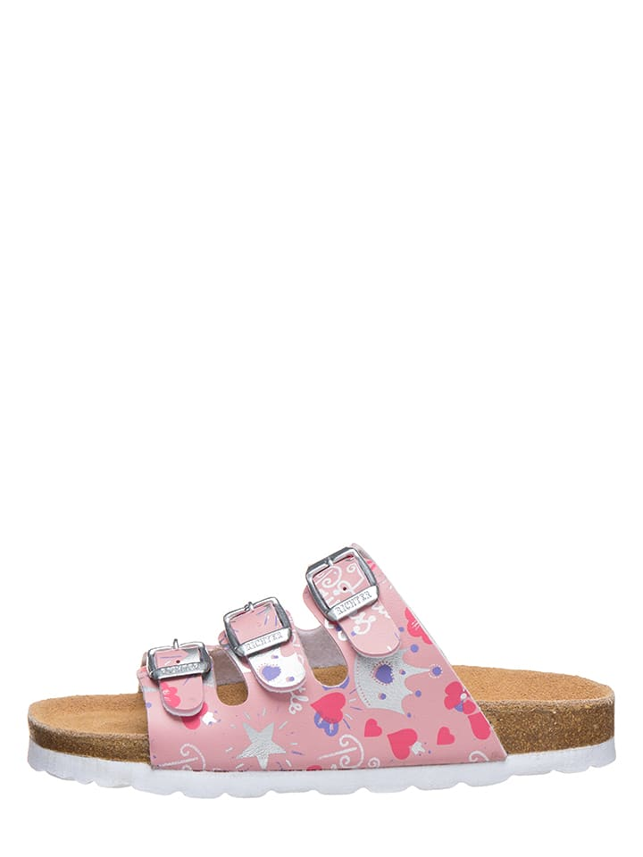 Richter Shoes Mules - rose