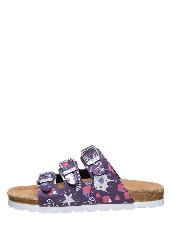 Richter Shoes Mules - violet