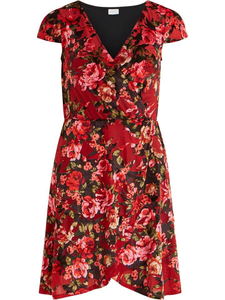 Vila Sukienka w kolorze czerwonym