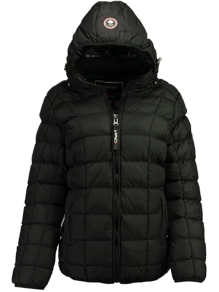 """Canadian Peak Doudoune synthétique d'hiver """"Bambollina"""" - noir"""