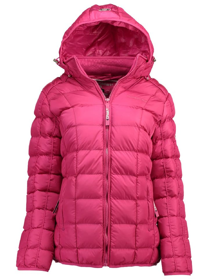 "Canadian Peak Winterjacke ""Bambollina"" in Pink"