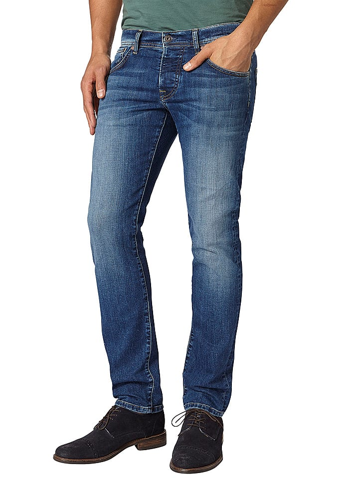 "Pepe Jeans Jean ""Cane"" - regular fit - bleu"