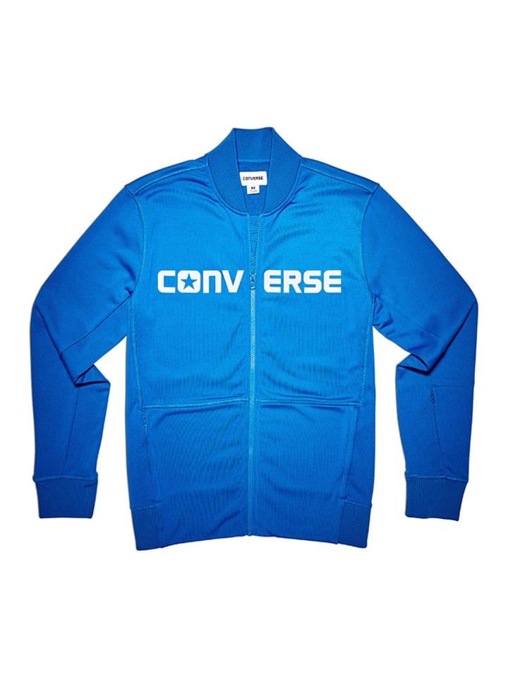 Converse Bluza w kolorze niebieskim
