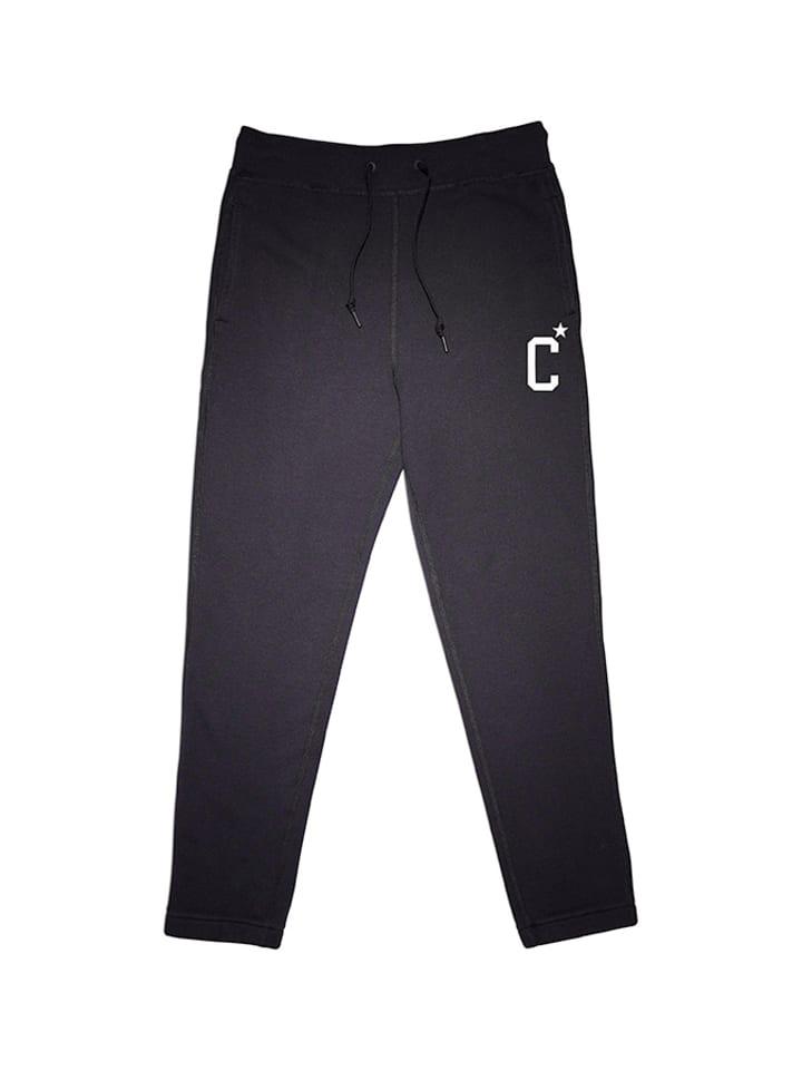 Converse Spodnie w kolorze czarnym