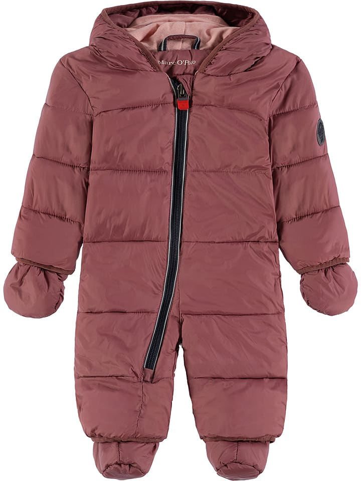 Marc O'Polo Junior Schneeanzug in Rosa