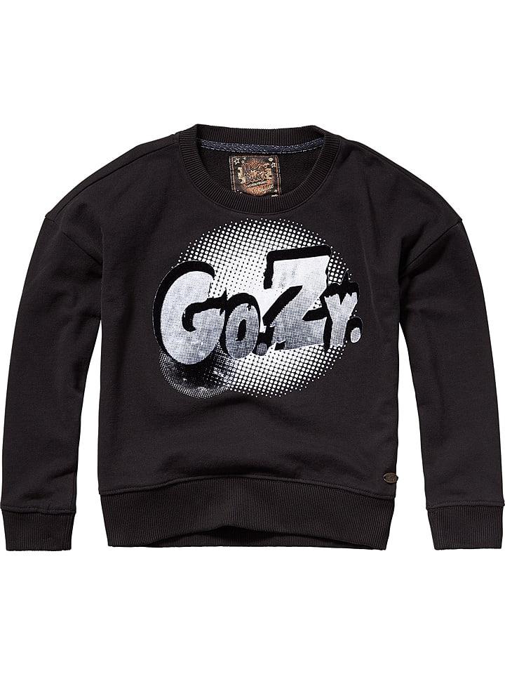 """Vingino Sweatshirt """"Nayira"""" zwart"""